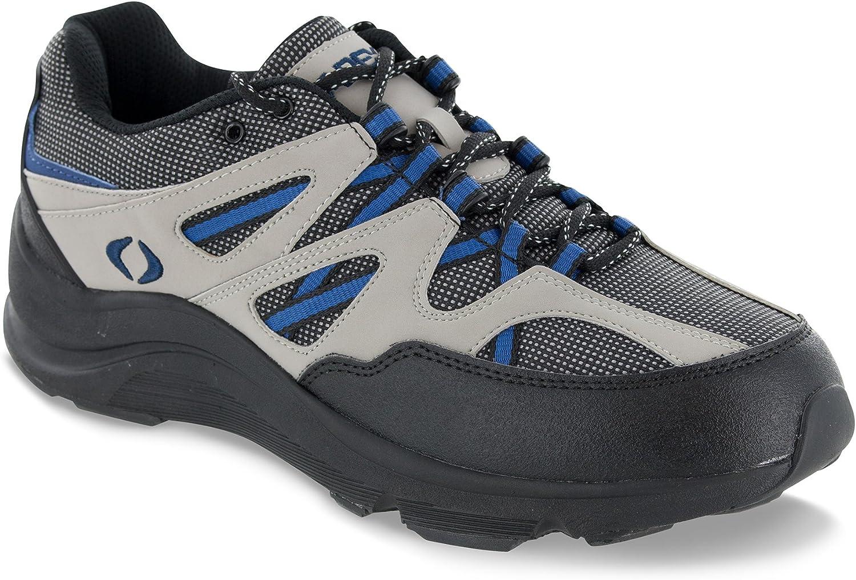 Apex Men's Sierra Trail Runner Grey Hiking shoes