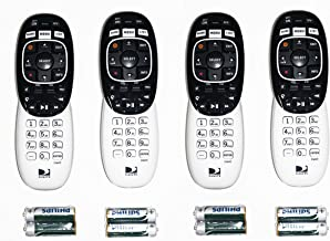 Best Lot of 4 DirecTV RC73 remote controls for Genie HR34 HR44 all HD DirecTV brand receivers Review