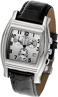 Pilo & Co - Reloj de cuarzo suizo cronógrafo para hombre colección P0119CHQS