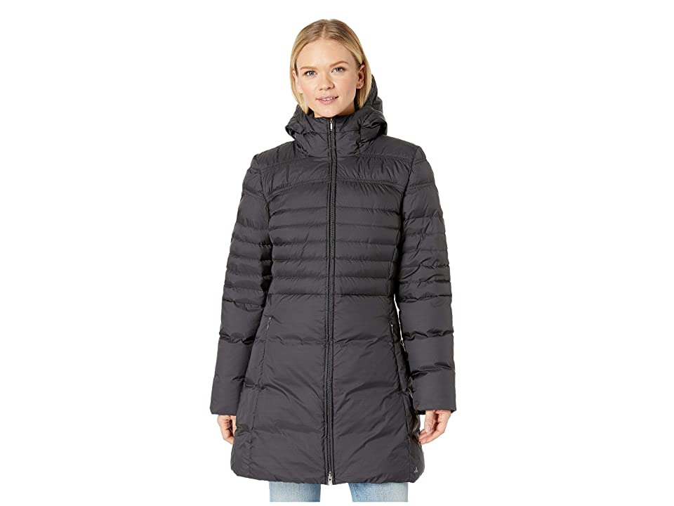 Prana Miska Long Jacket (Black) Women
