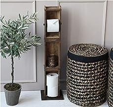 Chic Antique Toiletpapier wc-rolhouder standaard 3 baksteenvormen 41483-00 95cm hoog