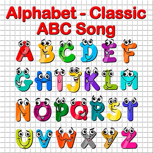 Alphabet - Classic ABC Song by Claudia Jones on Amazon Music