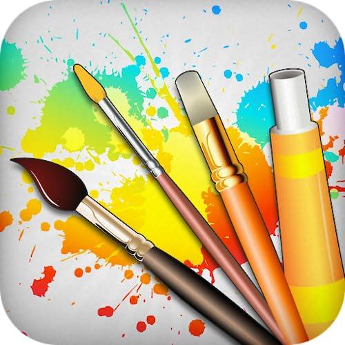 Drawing Desk Draw Paint Color Doodle & Sketch Pad