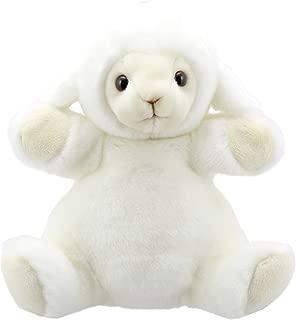 The Puppet Company Cuddly Tumms Lamb Hand Puppet