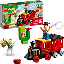 LEGO DUPLO Disney Pixar Toy Story Train 10894 Perfect for Preschoolers, Toddler Train Set includes Toy Story Character fav...