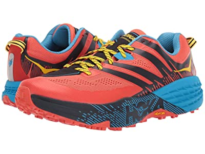 Hoka One One Speedgoat 3 (Nasturtium/Spicy Orange) Men