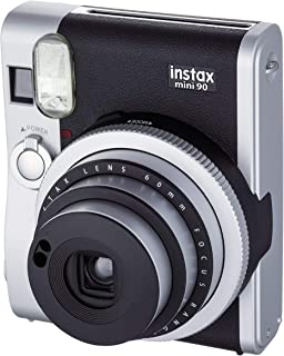 Fujifilm Instax Mini 90 Neo Classic Instant Polaroid Film Camera