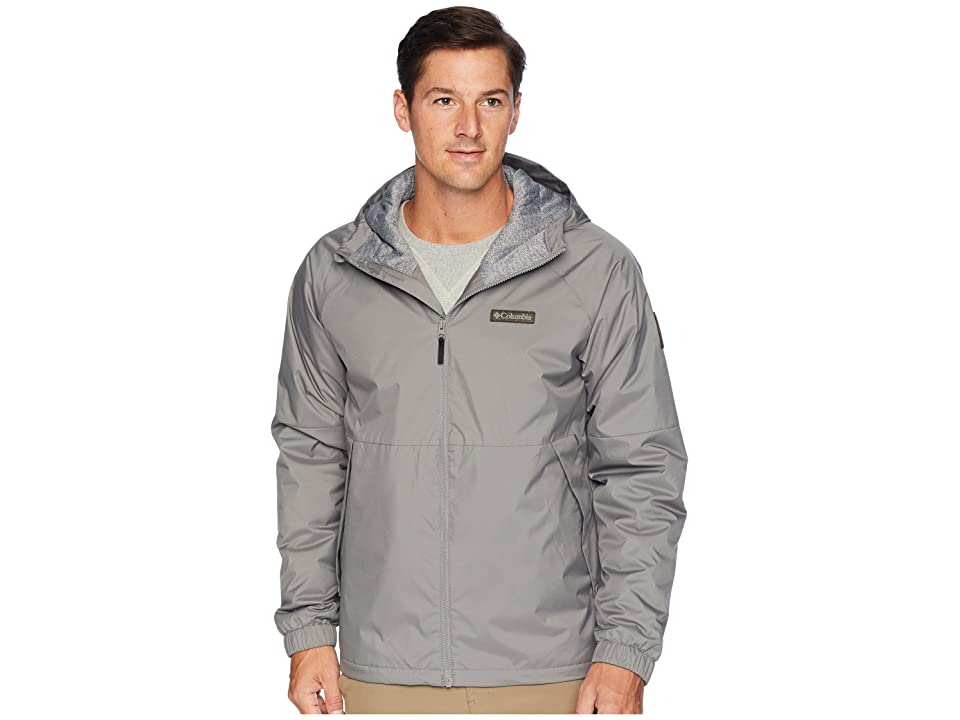 Columbia Helvetia Heightstm Jacket (Boulder) Men