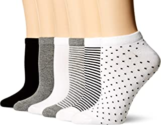 Amazon Essentials 6-Pack Casual Low-Cut Socks Donna