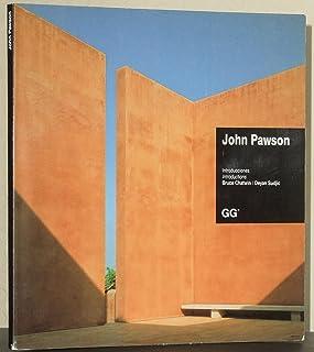 John Pawson (Monographs on Contemporary Design)