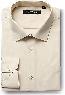 Best mens cream dress shirt Reviews