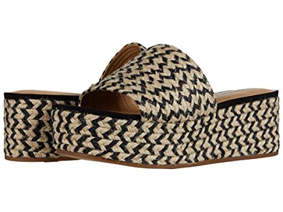 Lucky Brand Befanni (Black/Natural) Women