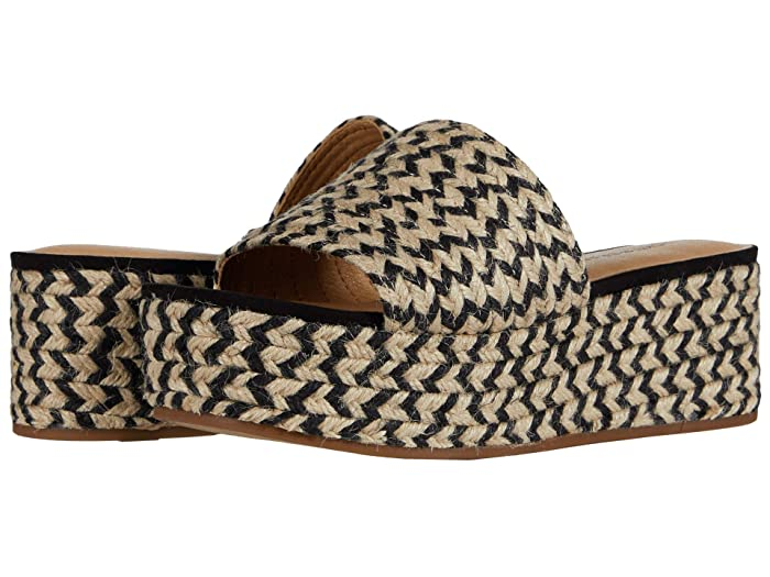 Lucky Brand  Befanni (Black/Natural) Womens Shoes