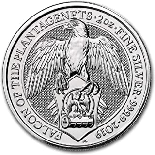 2 oz silver coin