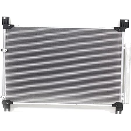 Cooling Direct For//Fit 30051 17-18 Toyota Sienna 3.5L V6 With Receiver /& Drier A//C Condenser