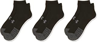 Under Armour Unisex UA Heatgear Locut Socks (pack of 3)