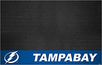 FANMATS 14250 NHL Tampa Bay Lightning Grill Mat