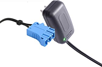 X PWR 12V Charger for Peg Perego,12 Volt Battery Charger Works with Peg-Perego John Deere Ground Force Tractor John Deere Gator XUV Gaucho Rock'in