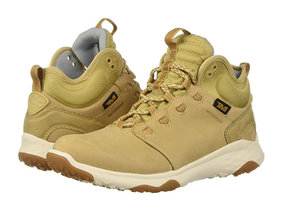 Teva Arrowood 2 Mid WP (Desert Sand) Women's Shoes