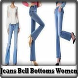 Jeans Bell Bottoms Women