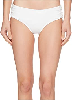 MICHAEL Michael Kors - Shirred Bikini Bottoms