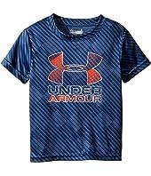Under Armour Kids - Tilt Shift Big Logo Short Sleeve (Toddler)