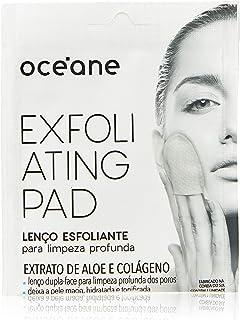 Esfoliante Facial Pad - Exfoliating Pad, Océane, Branco