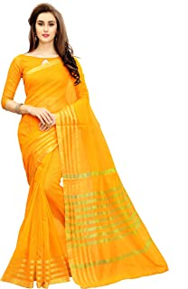 ee45a63267e940 Yellows Women's Sarees: Buy Yellows Women's Sarees online at best ...