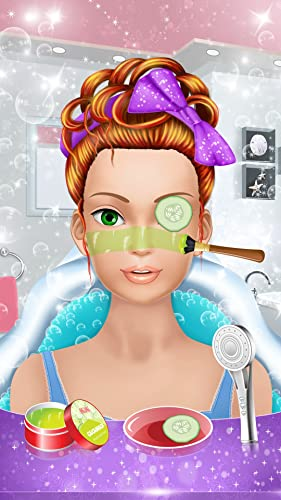 『ヒーロー女の子 きせかえ - 着せ替え & メイク 女の子のゲーム』の3枚目の画像