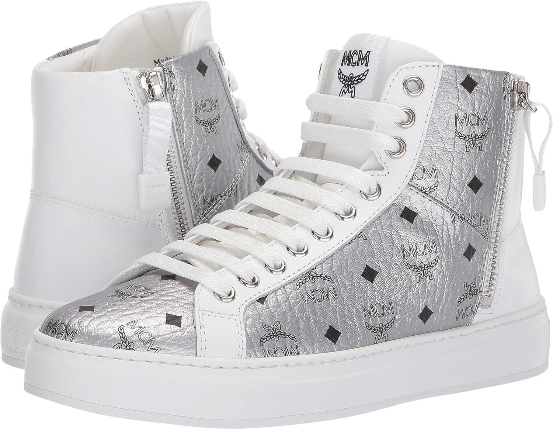 Top Lace-up Visetos Sneaker