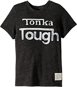 Vintage Tri-Blend Short Sleeve Tonka Tough T-Shirt (Little Kids/Big Kids)