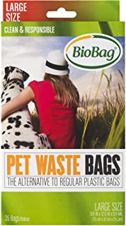 BioBag Waste Large Sized 35 Count