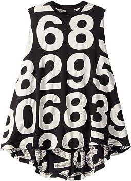 Numbered 360 Dress (Toddler/Little Kids)