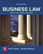 Best business law with ucc applications Reviews