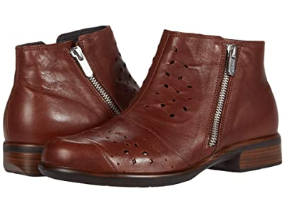 Naot Matagi (Soft Chestnut Leather/Glass Brown) Women