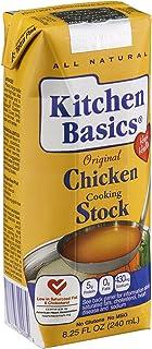 Kitchen Basics All Natural Original Chicken Stock, 8.25 fl oz (Pack of 12)