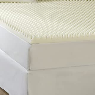 Sleep Comfort 4-Inch High Loft Supreme Memory Foam Topper, Full