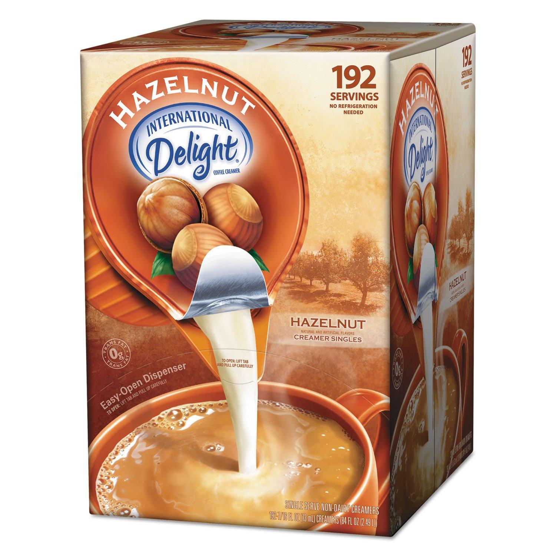 International Regular discount Delight 827965 Liquid Creamer Coffee Ha Non-Dairy Popularity