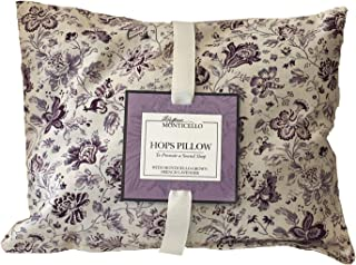 Monticello Lavender & Hops Pillow