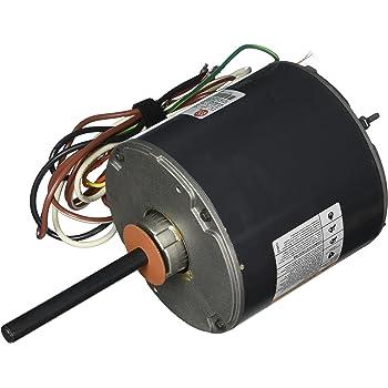 Rheem 5465 /1//5 to 1//2 hp RESCUE Condenser Motor