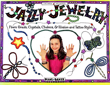 Jazzy Jewelry: To Make and Wear (English Edition)