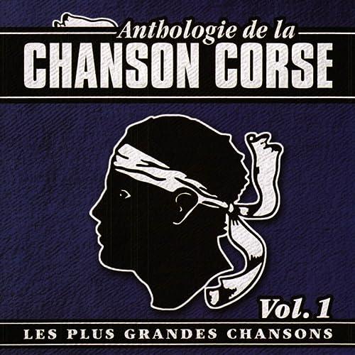 Anthologie de la chanson corse-Vol.1