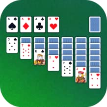 Solitaire. Free Klondike Patience Card Game