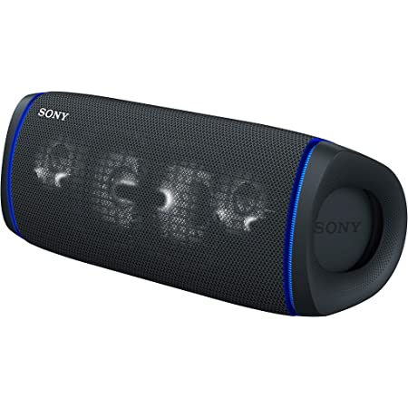 Sony SRSXB43/B Extra BASS Portable Wireless Bluetooth Speaker (Renewed)