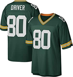 green bay packers driver jersey