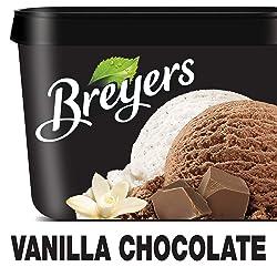 Breyers Original Ice Cream, Vanilla Chocolate, 48 oz