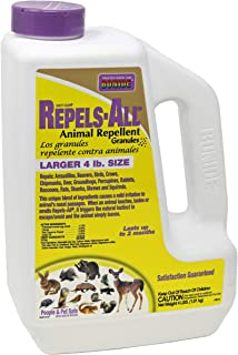 Bonide Products 2361 Repel Granules Animal Repellent (1, 4 lb.)
