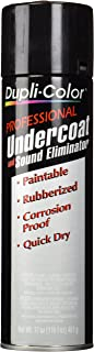 Dupli-Color UC102 Professional Rubberized Undercoat and Sound Eliminator - 17 oz.