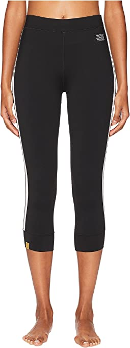 Cropped Athletic Leggings
