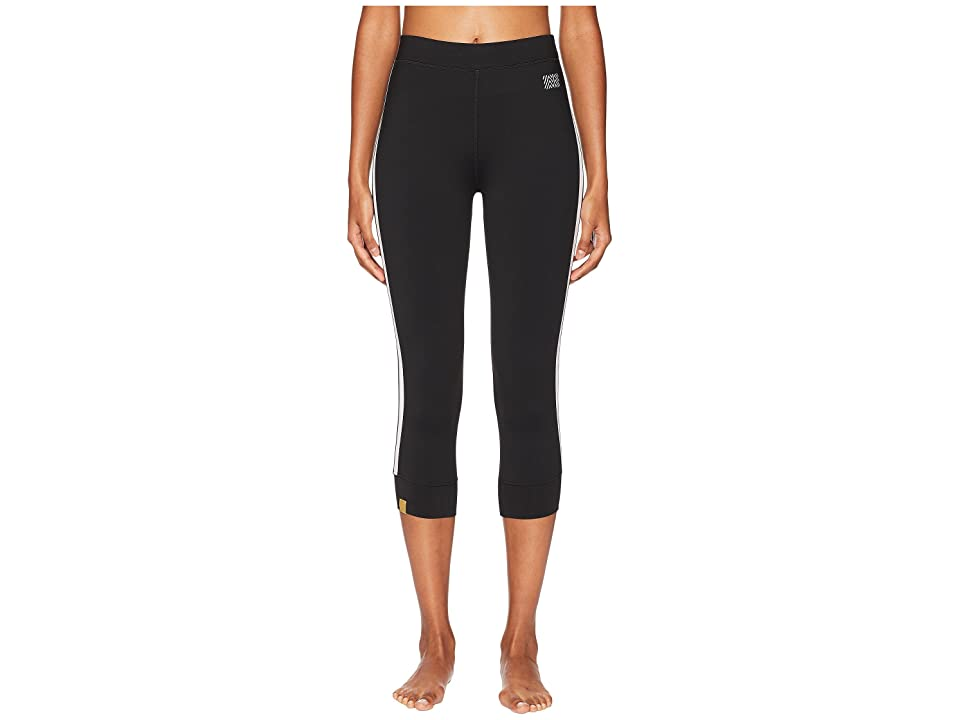 Monreal London - Monreal London Cropped Athletic Leggings
